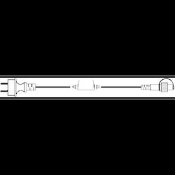 Startkabel System LED 465-28