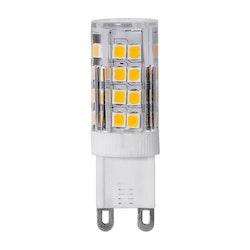 LED-Lampa G9 Halo-LED 300lm 344-41
