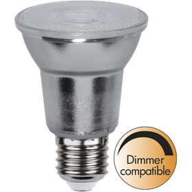 LED-Lampa E27 Glas PAR20 347-42