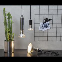 LED-Lampa E27 Glas Par20 400lm 347-42