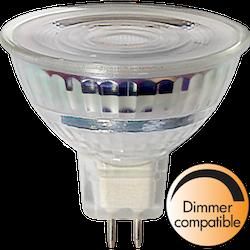 LED-Lampa GU5,3 MR16 450lm 346-07