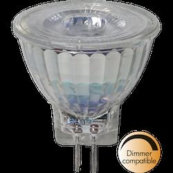 LED-Lampa GU4 MR11 370lm 344-67