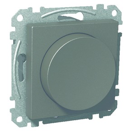 Dimmer LED UNI400W Antracit