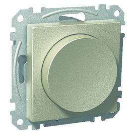 Dimmer LED UNI400W Metallic