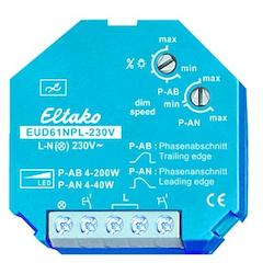 Dimmer LED Utan N, 4-200W