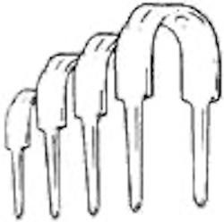 Letti-klammer 10-2B/16 P