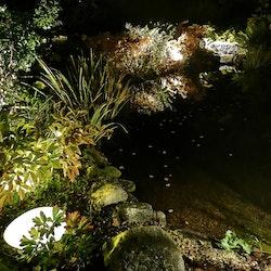 LightsOn Stone XL Trädgårdslampa LED