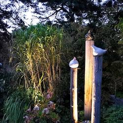 LightsOn Luna Trädgårdslampa LED Aluminium