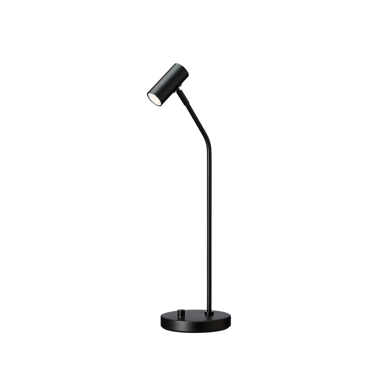 Belid Cato Curved B4042 Bordslampa LED Mattsvart