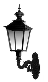 Kulturjern Glimmerö M4 Utelampa Vägg