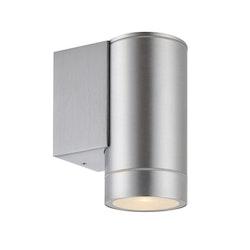 Markslöjd Pipe 1L Utelampa Vägg Aluminium