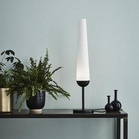 Markslöjd Bern Bordslampa Svart/vit