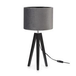 Markslöjd Lunden Bordslampa Svart/grå