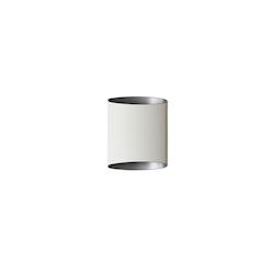 Belid Sinne Vägglampa LED Vitstruktur/silver
