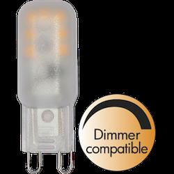 LED-Lampa G9 Halo-LED 140lm 344-07-1