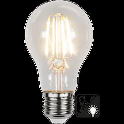 LED-LAMPA E27 A60 Sensor Clear LED 420lm 352-23-5