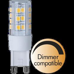 LED-Lampa G9 Halo-LED Dimbar 400lm 344-09