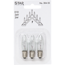 Reserv LED-Lampa 3-Pack 304-55