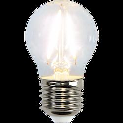 LED-Lampa E27 G45 Clear 150lm 352-19