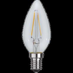 LED-Lampa E14 C35 Clear 150lm 352-07