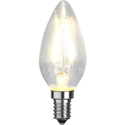 LED-Lampa E14 C35 Clear 250lm 351-01
