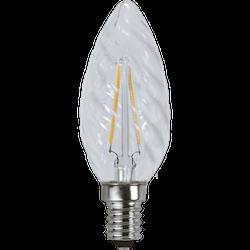 LED-Lampa E14 TC35 Clear 250lm 351-02