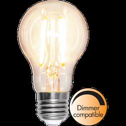 LED-Lampa E27 A60 Dimbar Clear 810lm 352-32-1