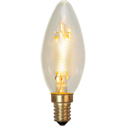 LED-Lampa E14 C35 Soft Glow 30lm 353-07