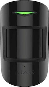 Ajax PIR & glasskross rörelsedetektor svart