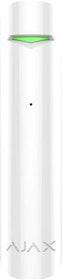 Ajax Sensor akustisk glasskross vit