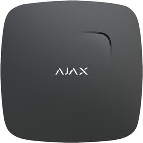 Ajax Brandvarnare temperatur och CO svart