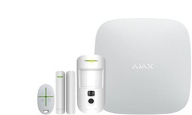 Ajax Startkit Hub 2 Vit MotionCam