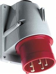 Väggintag CEE 416-6 IP44 UTV