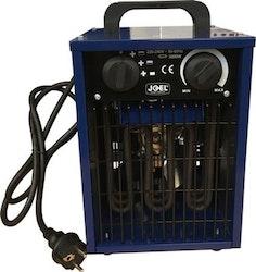 Värmefläkt 3 kW 230V