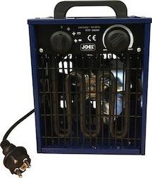 Värmefläkt 2 kW 230V