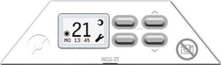 NOBÖ Termostatmodul Ncu 2T timer spar/komf