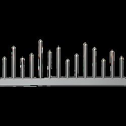 StarTrading Echo 644-11 Adventsljusstake Grå