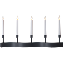 StarTrading Flow 644-26 Ljusstake Grå