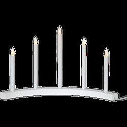 StarTrading Accent Ljusstake Vit