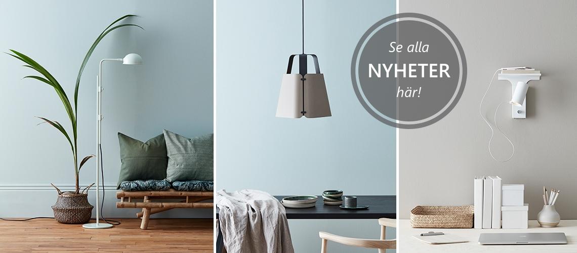 Unika Köp lampor och belysning online - Belysningsimporten.se VV-97