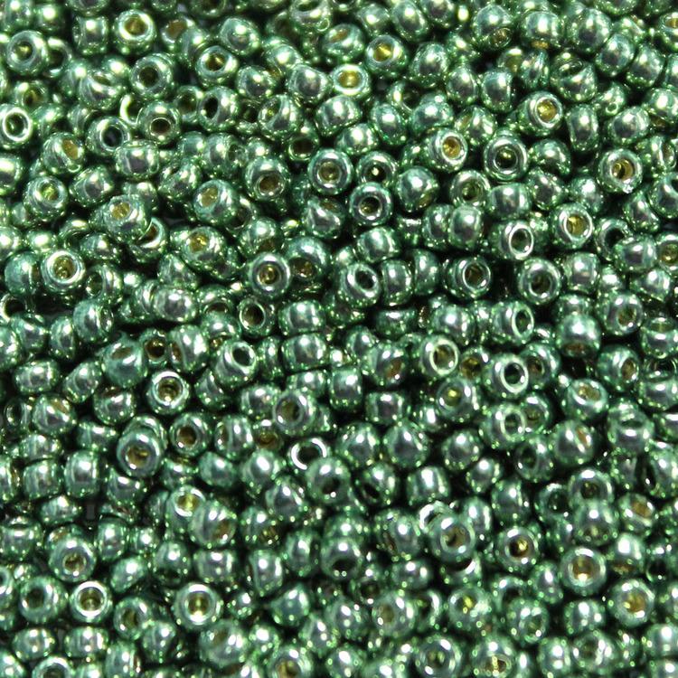 Duracoat Galvanized Sea Green 11-4215 Miyuki 11/0 10g