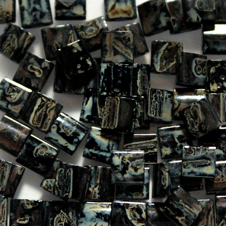 Opaque Black PicassoTL4511 Miyuki Tila 5g