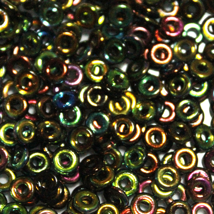 Crystal Magic Green O Bead 5g