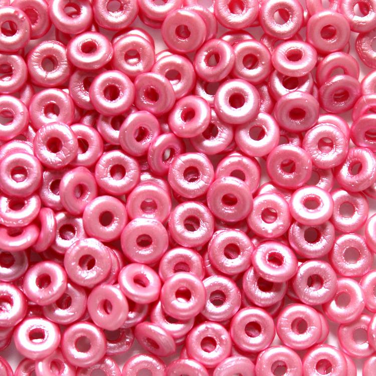Alabaster Pastel Pink O Bead 5g