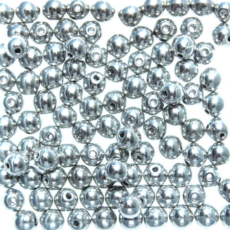 Crystal Labrador Full Runda/Druks 6mm 50st