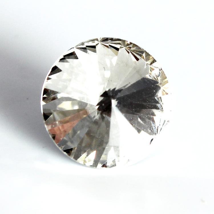 Crystal Kinesisk Rivoli 10mm 4st