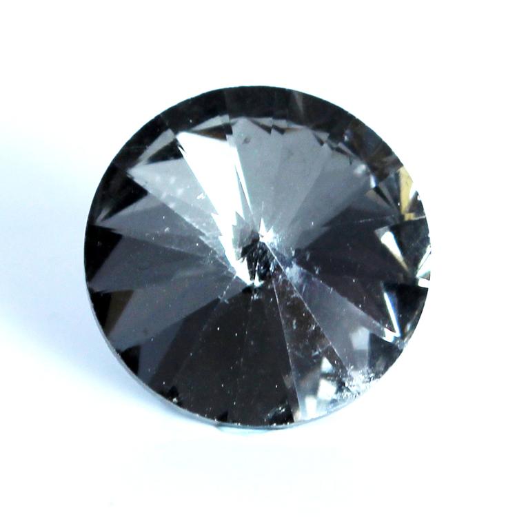 Black Diamond Kinesisk Rivoli 10mm 4st