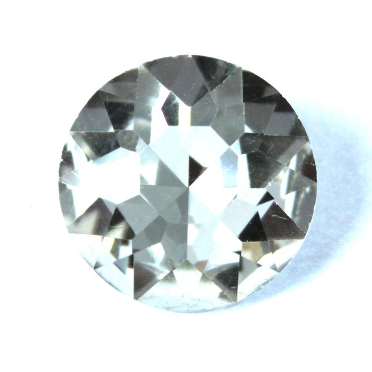 Crystal Kinesisk Round Stone 27mm 1st