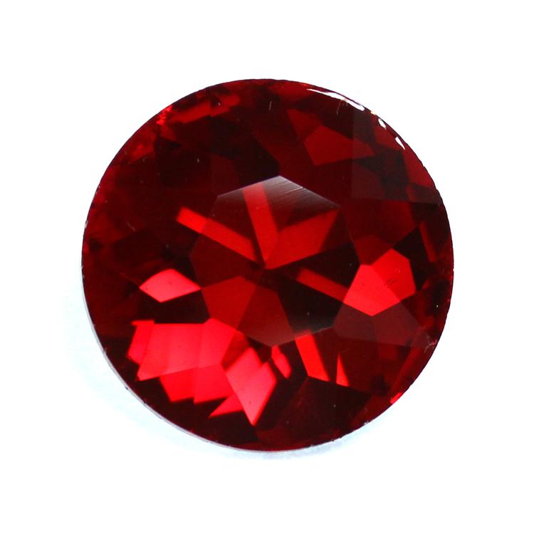 Ruby Kinesisk  Round Stone 27mm 1st