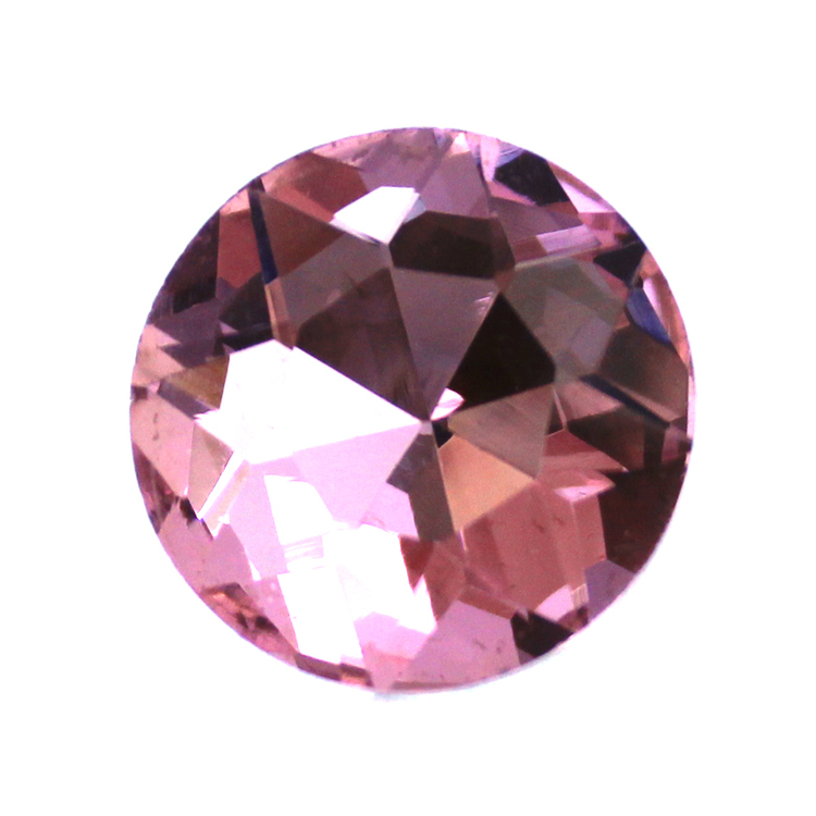 Pink Kinesisk Round Stone 27mm 1st